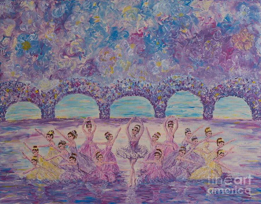 Waltz of the Flowers by Linda Donlin