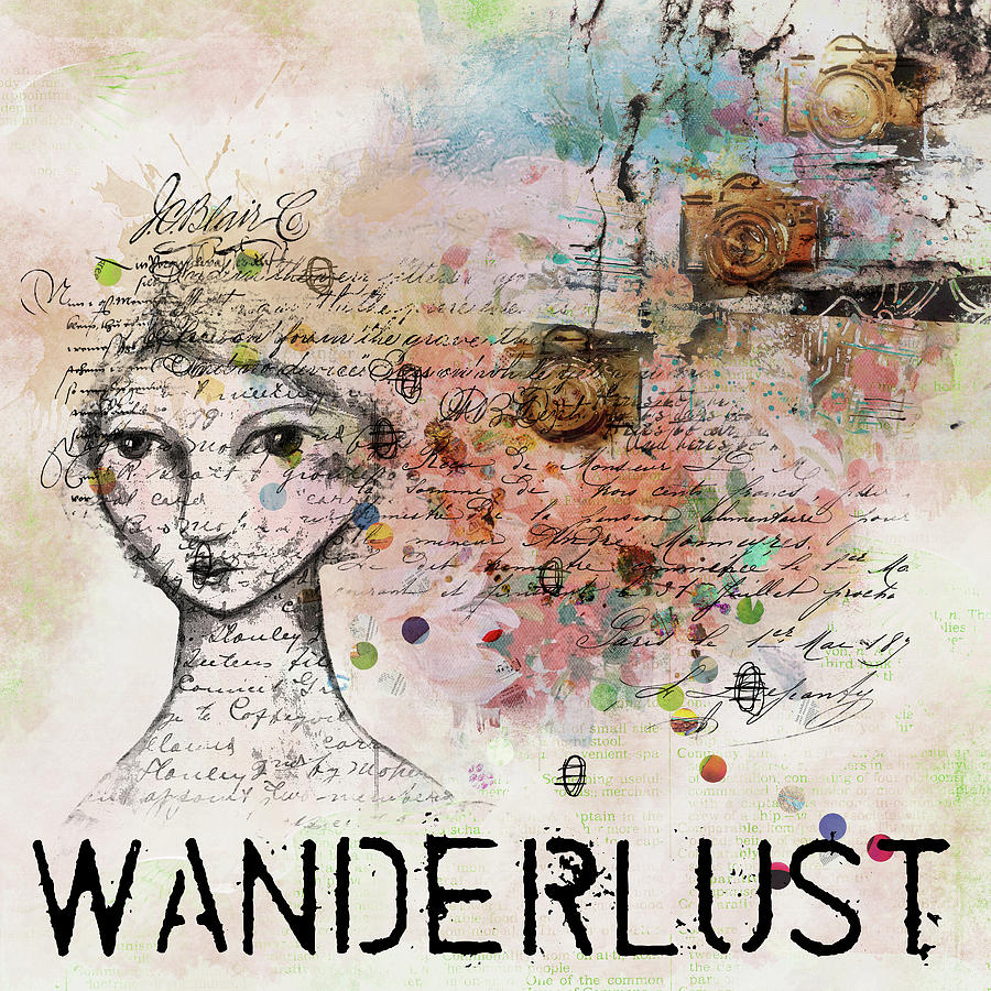 Wanderlust by Marilyn Wilson