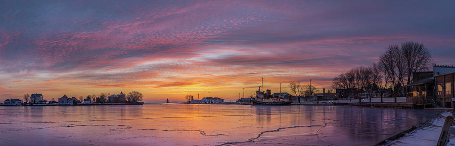 Warm Emotions On A Cold Morning by Bill Pevlor