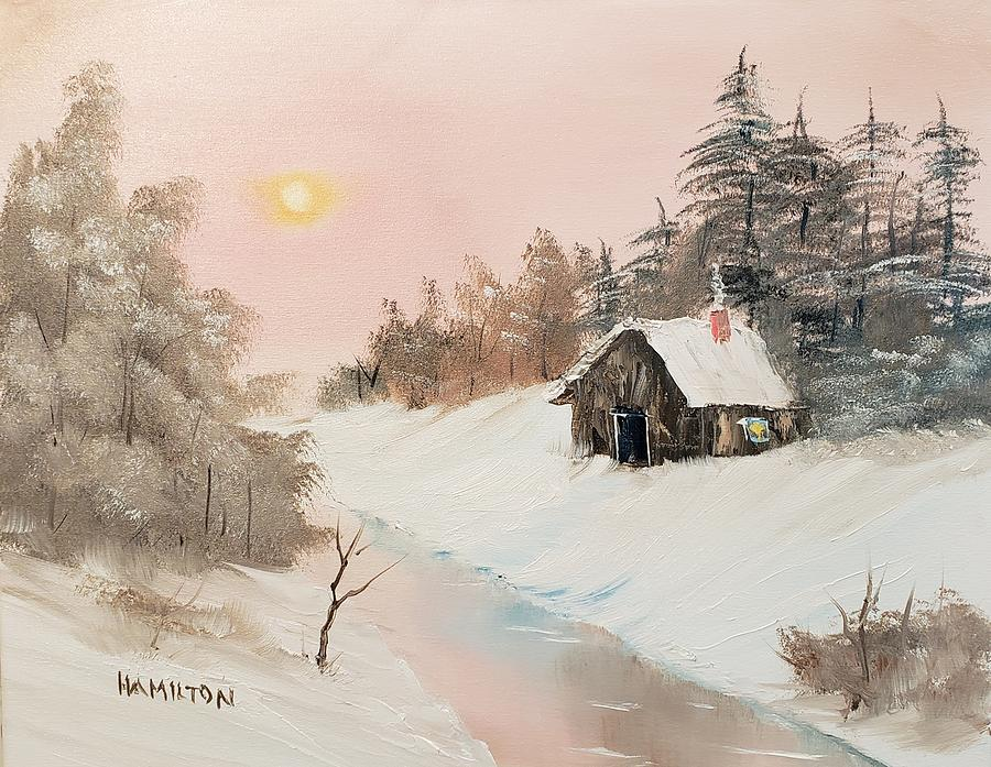 Warm Winter Day by Larry Hamilton