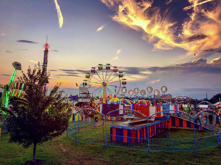 Fair Photograph - Warren County Fair by Candice Trimble