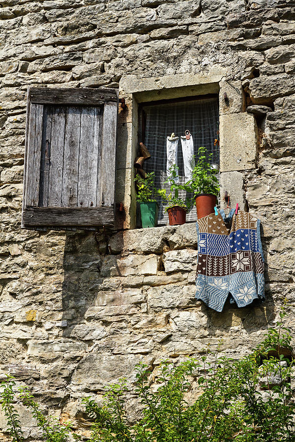 Clothes Photograph - Washing Day by Paul MAURICE