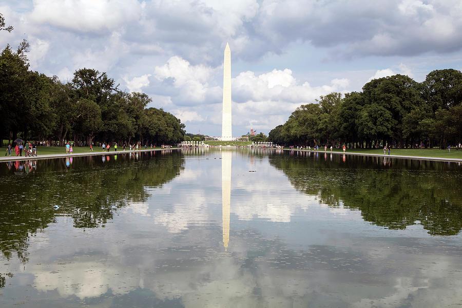 Washington Memorial Reflection by Catherine Avilez