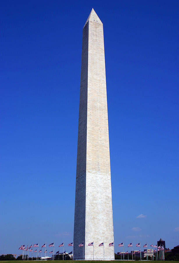 Washington Monument by Anthony Jones