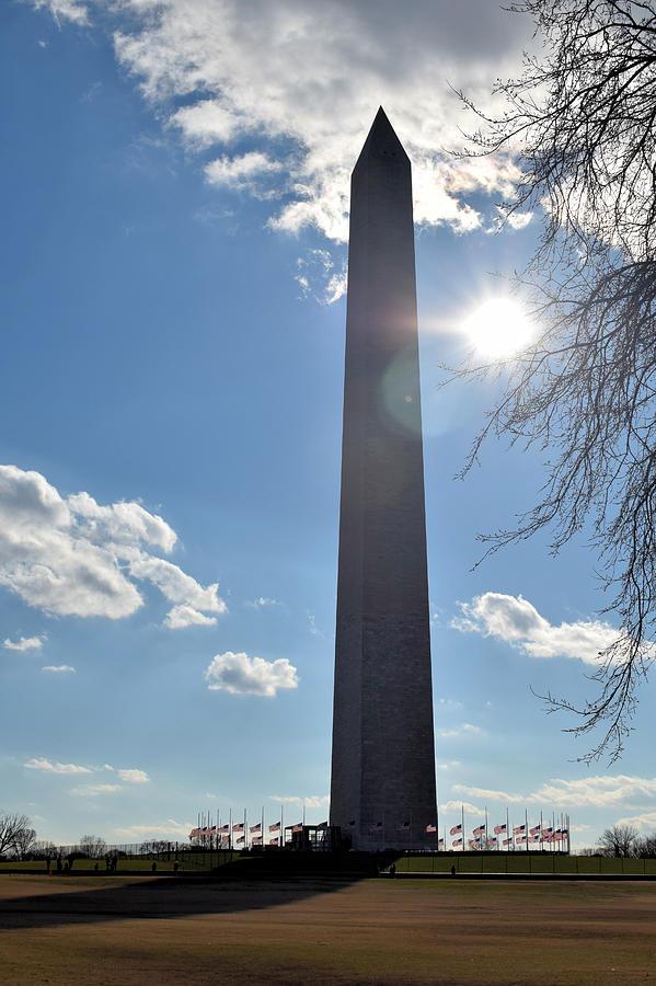 Washington Monument by Dennis Love