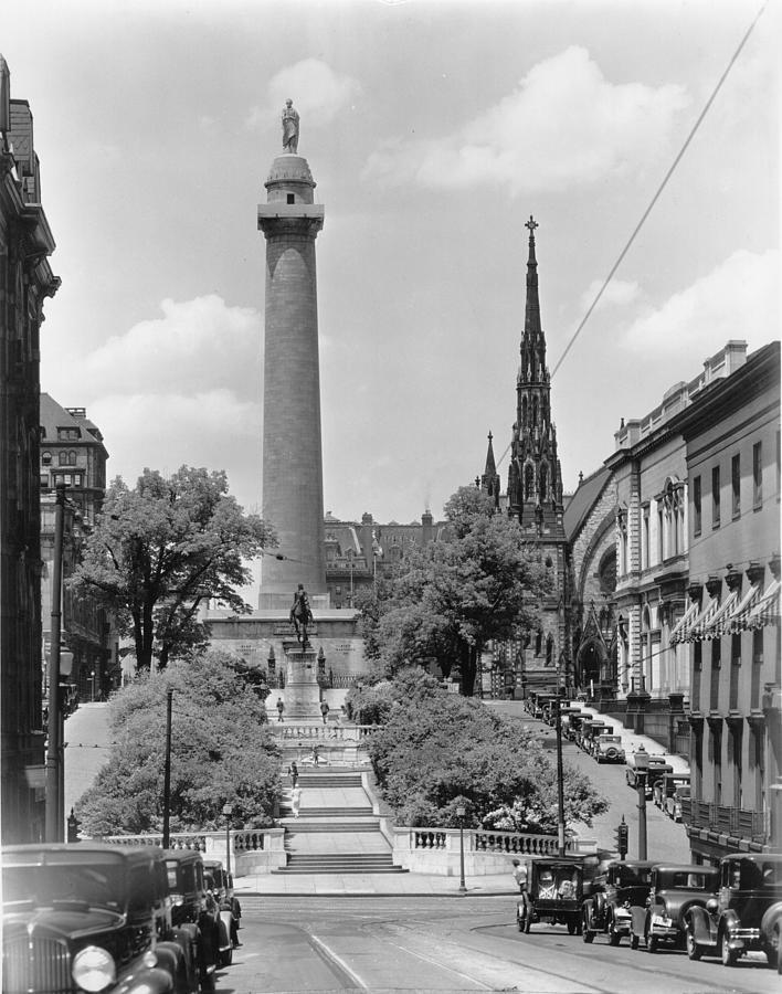 Washington Monument Photograph by Keystone