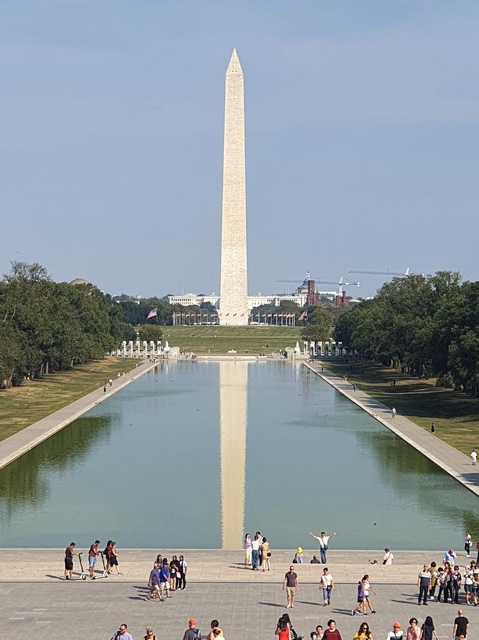 Washington Monument by Tony Murtagh