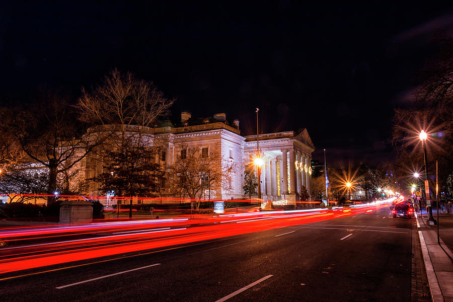 Washington Night by Travis Rogers