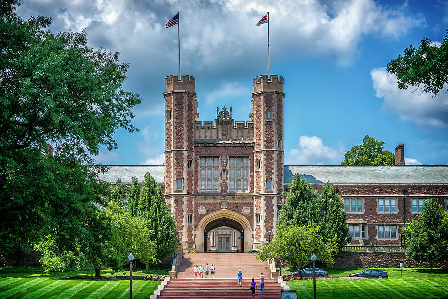 Washington University - Brookings Hall St Louis MO_DSC0375_08-2016 by Greg Kluempers