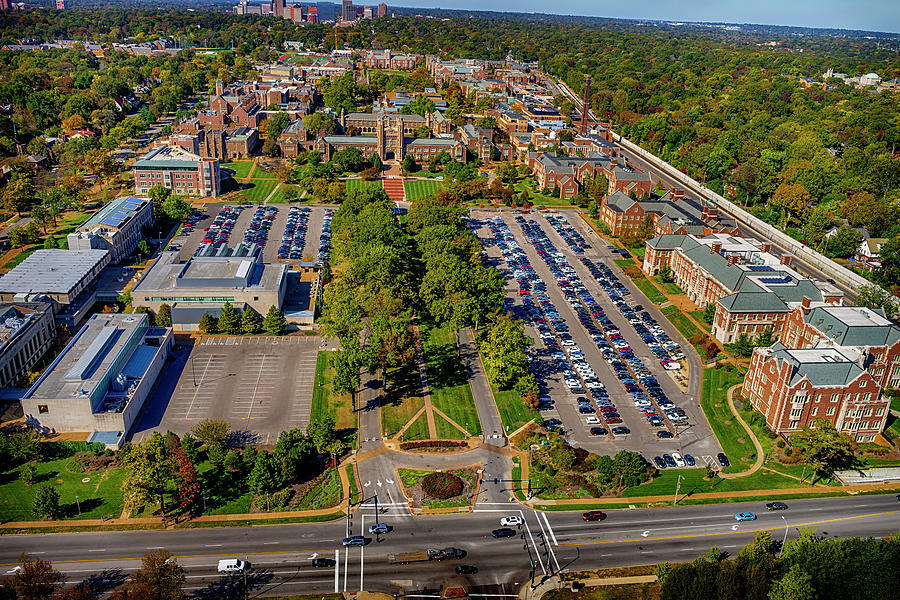 Washington University Campus St Louis Oct 2015_DSC08794 by Greg Kluempers
