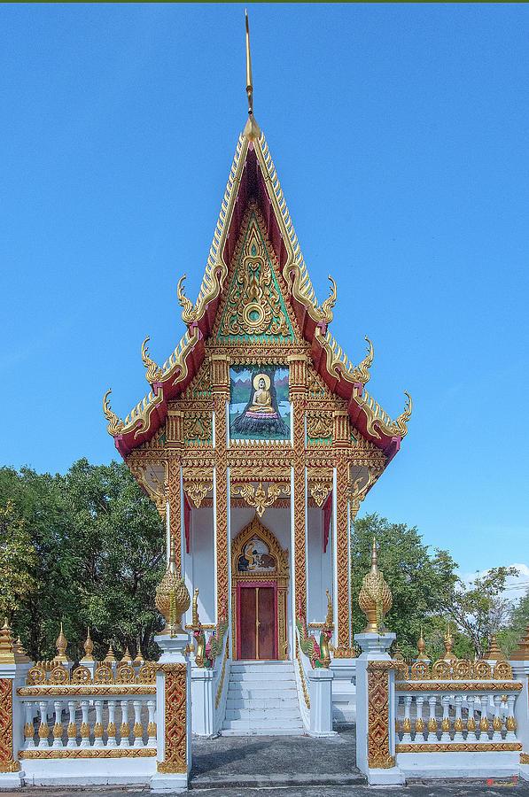 Wat Amphawan Phra Ubosot DTHU0910 by Gerry Gantt