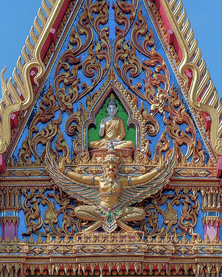 Wat Kanthararom Phra Ubosot Buddha and Kinara DTHSSK0038 by Gerry Gantt