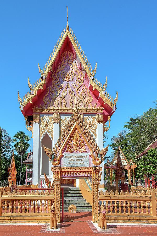 Wat Khong Chiam Phra Ubosot DTHU0960 by Gerry Gantt