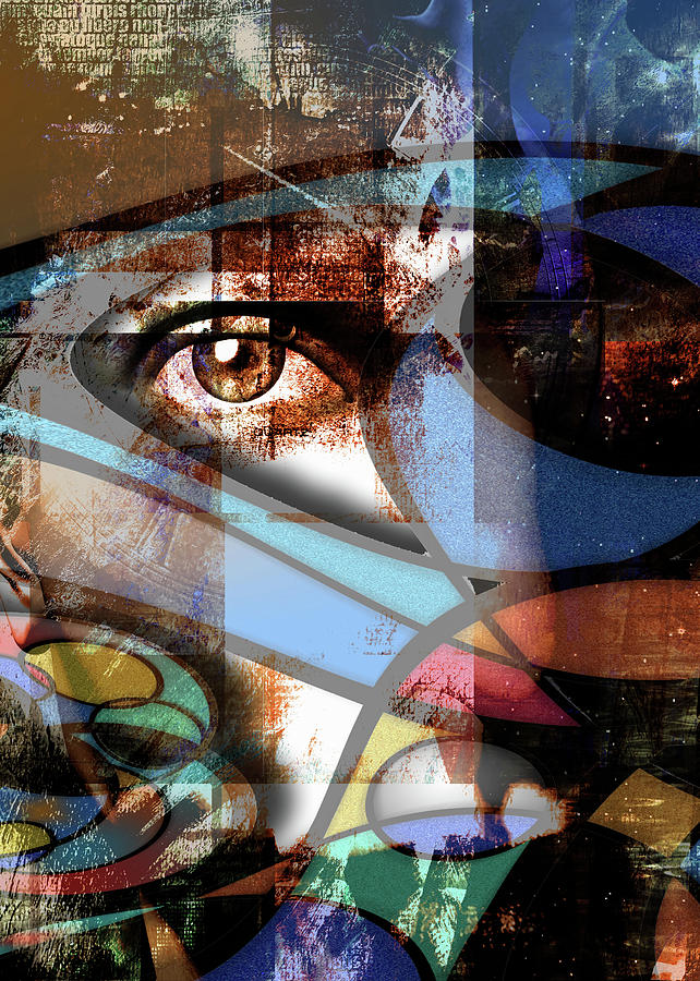 Abstract Digital Art - Watch by Bruce Rolff