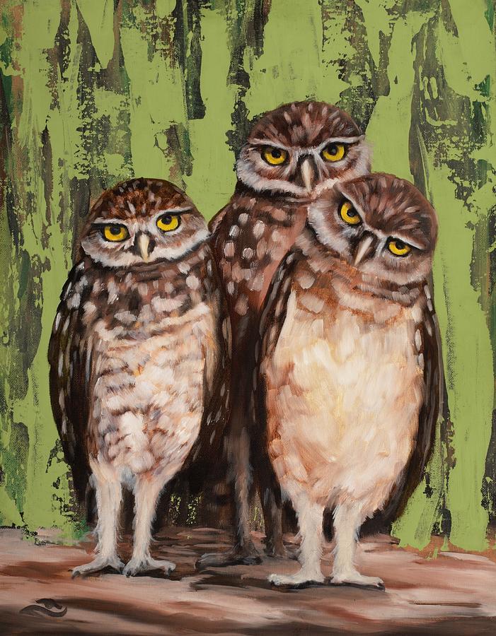 Watchful Eyes by Sandi Snead