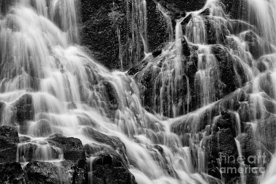 Water Falling by Tim Gainey