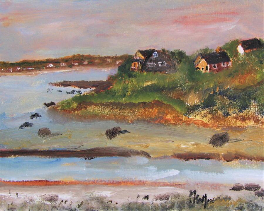 Water View by Michael Helfen