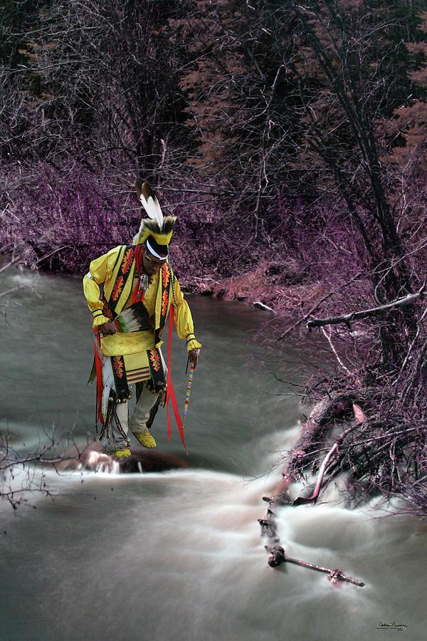 Water Walker by Andrea Lawrence