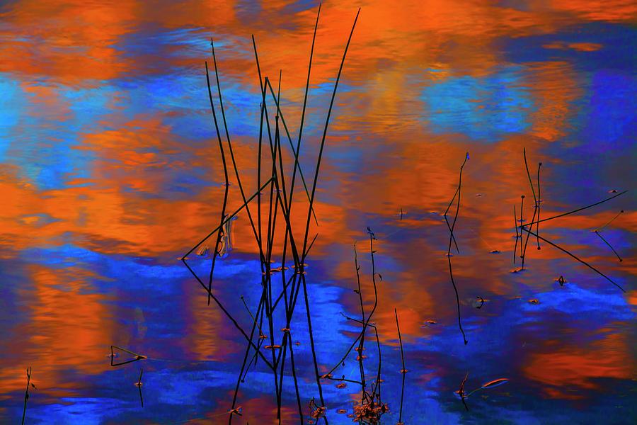 Watercolour Sunset by Irwin Barrett