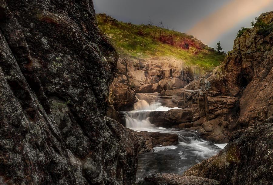 Waterfall Magic by Stephen Riella