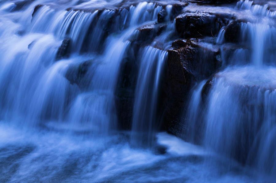 Waterfalls Photograph - Waterfalls by Anthony Paladino