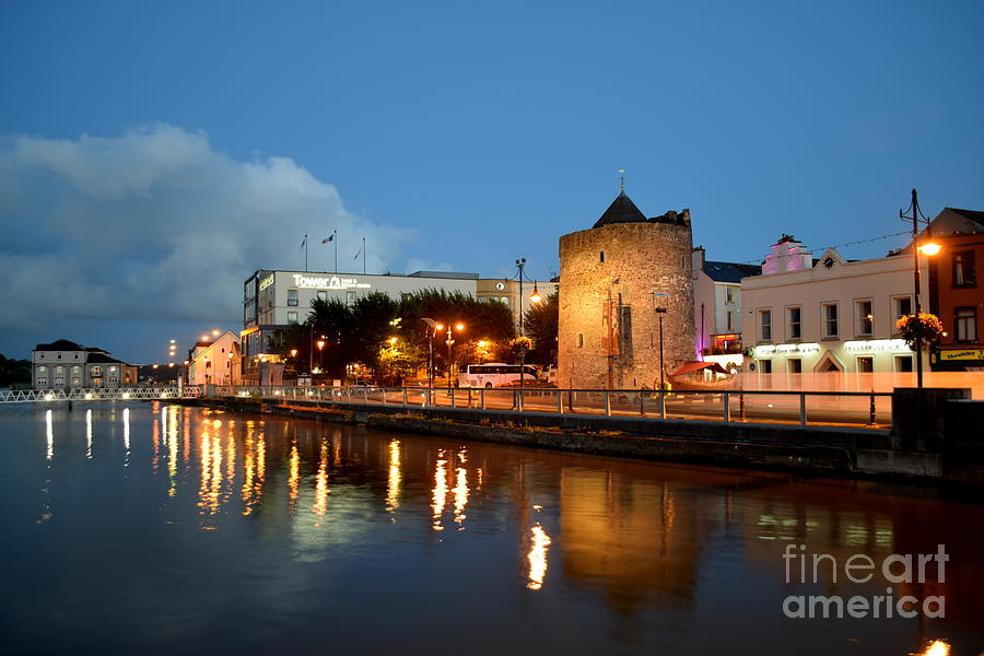 Waterford City Reflections by Joe Cashin