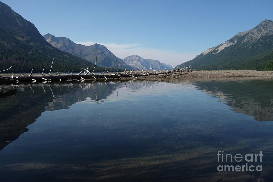 Waterton Lake During the Day by Wilko Van de Kamp