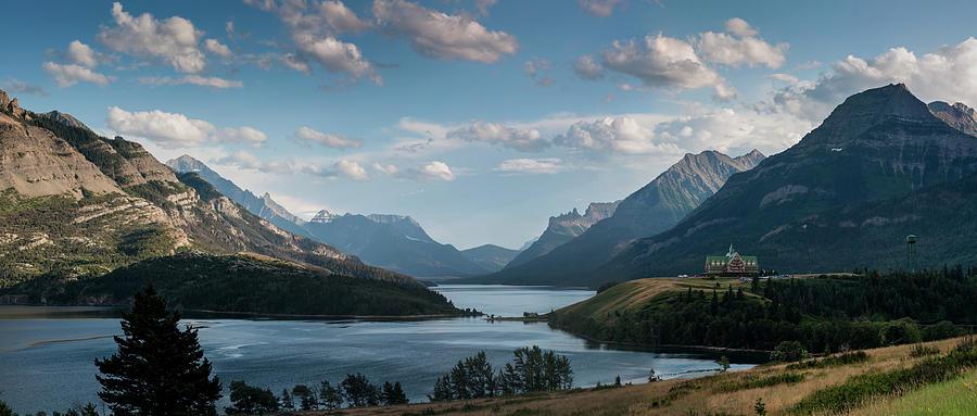 Waterton Lakes Vista by Mark Kiver