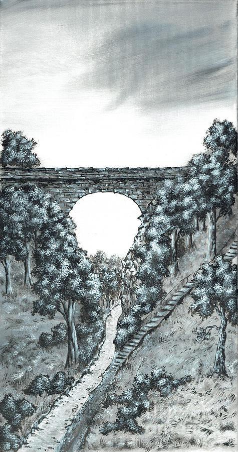 Waterway Painting