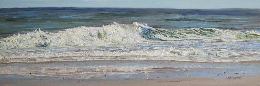 Wave Patterns by Lea Novak