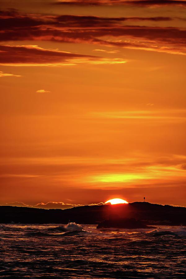 Wave the Sun Goodbye by John Bauer
