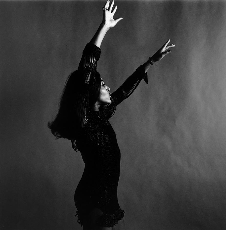 Wave Your Arms Photograph by Jack Robinson