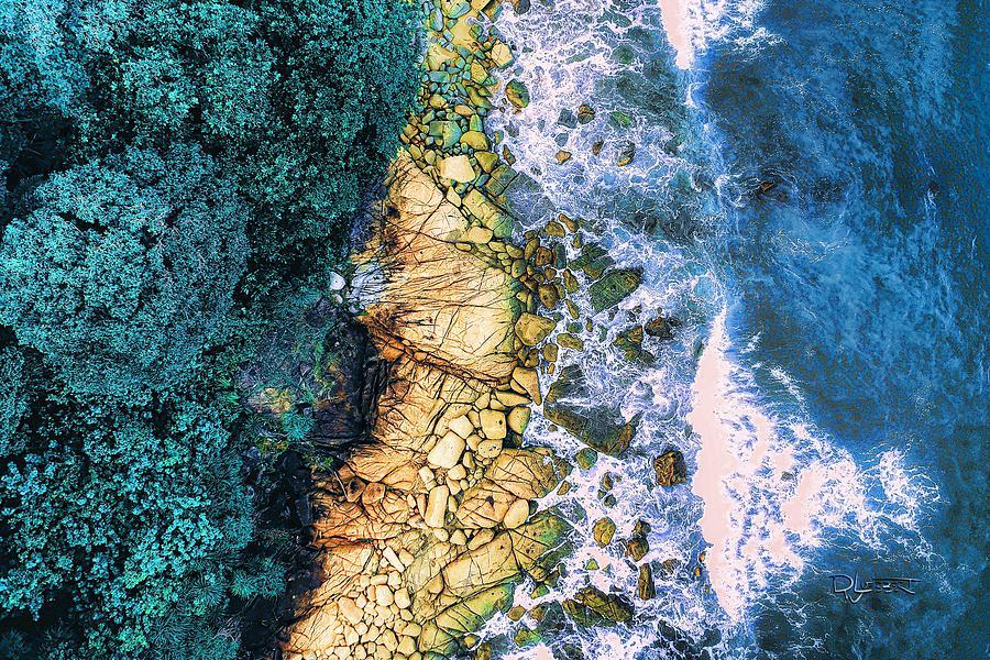 Waves Interrupted by Dave Luebbert