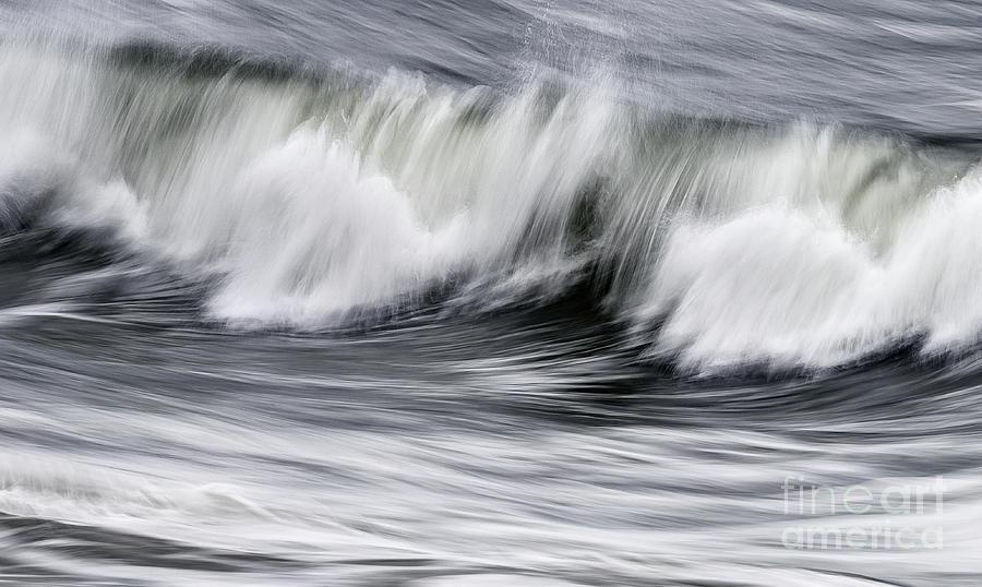 Waves by Janet Burdon