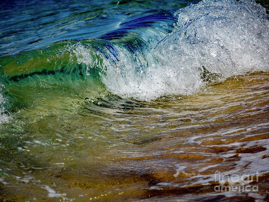 Waves of Color by Bob Mintie