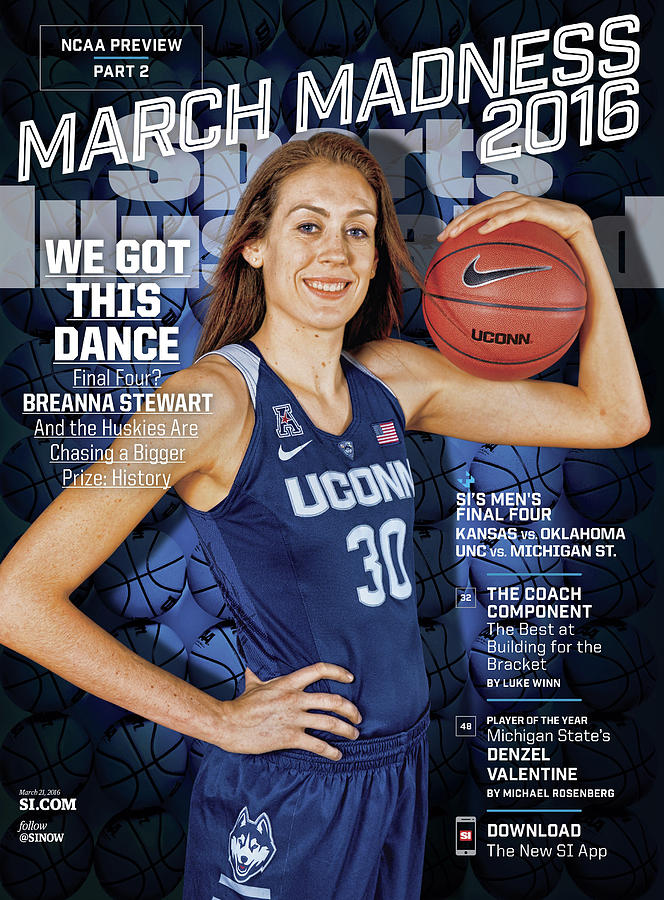 We Got This Dance 2016 March Madness College Basketball Sports Illustrated Cover Photograph by Sports Illustrated