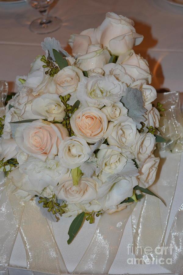 Wedding Bouquet  by Barbra Telfer