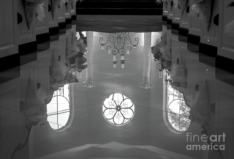 Wedding Chapel Reflections   by Imagery by Charly