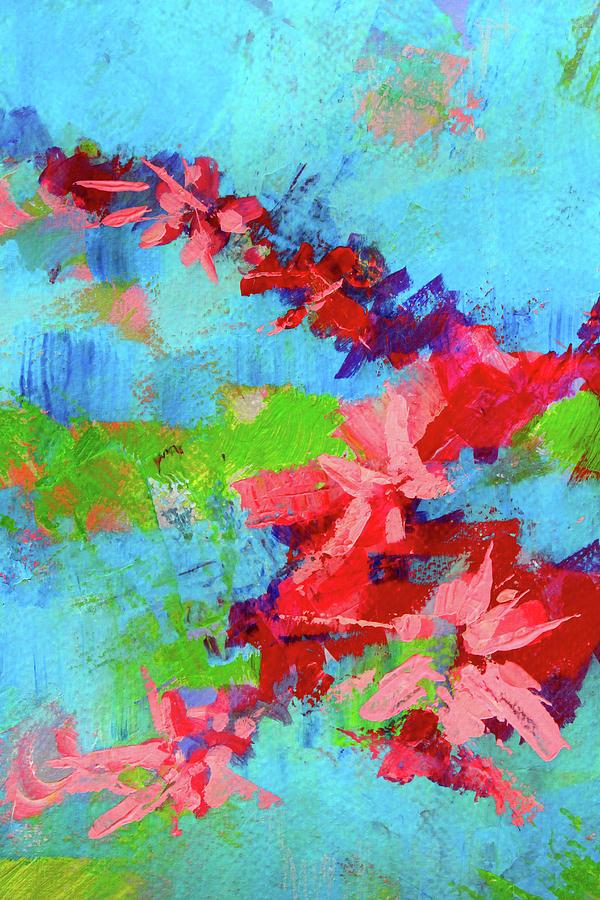 Wedding Flowers 1 by Nancy Merkle