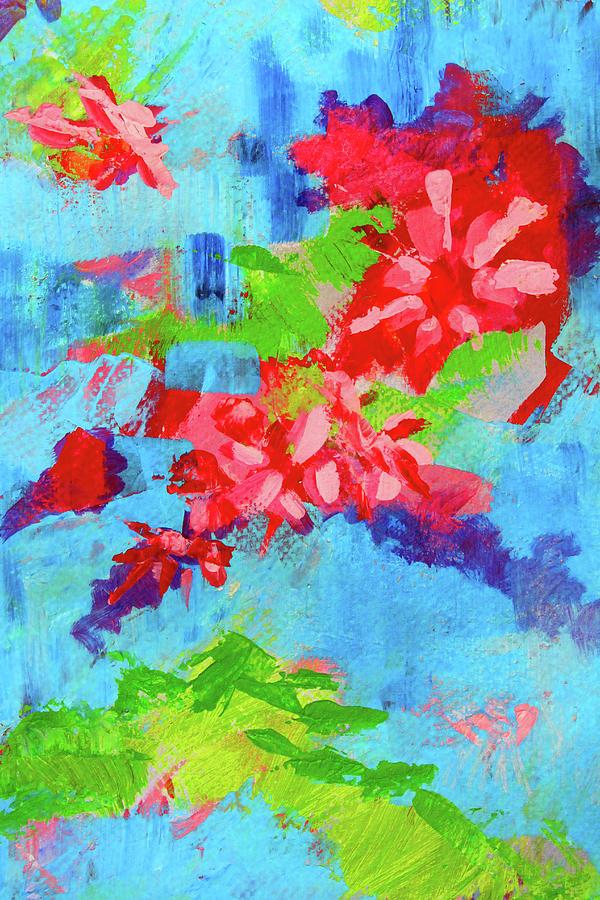 Wedding Flowers 2 by Nancy Merkle