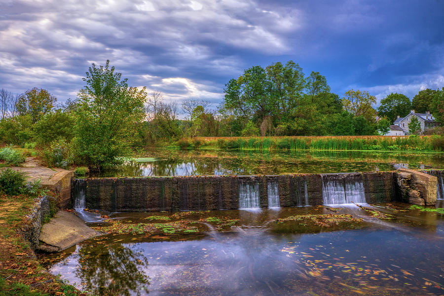 Wehr's Dam Storm Clouds HDR by Jason Fink