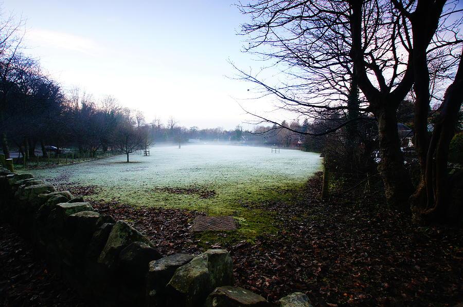 Brodie Photograph - Weird Mist by Nik Watt