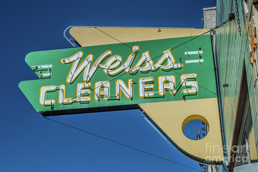 Weiss Cleaners by Tony Baca