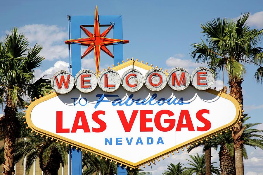 Welcome To Fabulous Las Vegas Sign, Las Photograph by Hisham Ibrahim