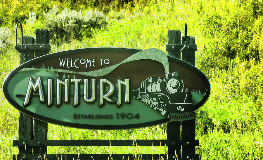 Welcome to Minturn by Ola Allen