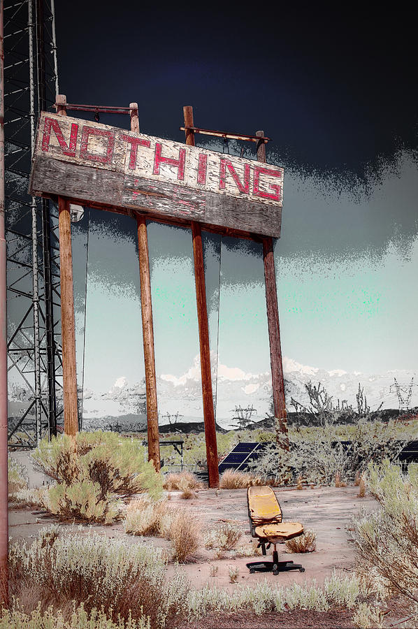 Welcome To Nothing by Dan Stone