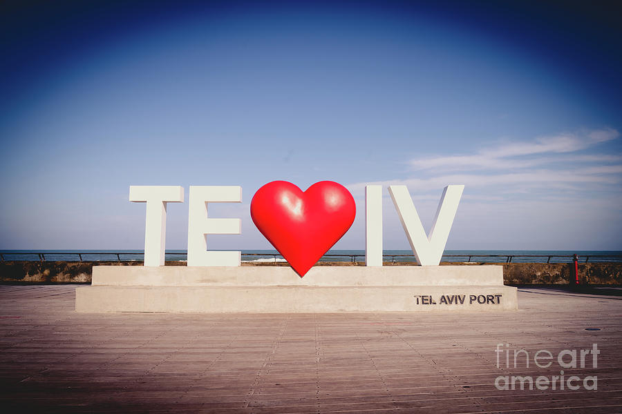 Welcome to TEl Aviv Port by PorqueNo Studios