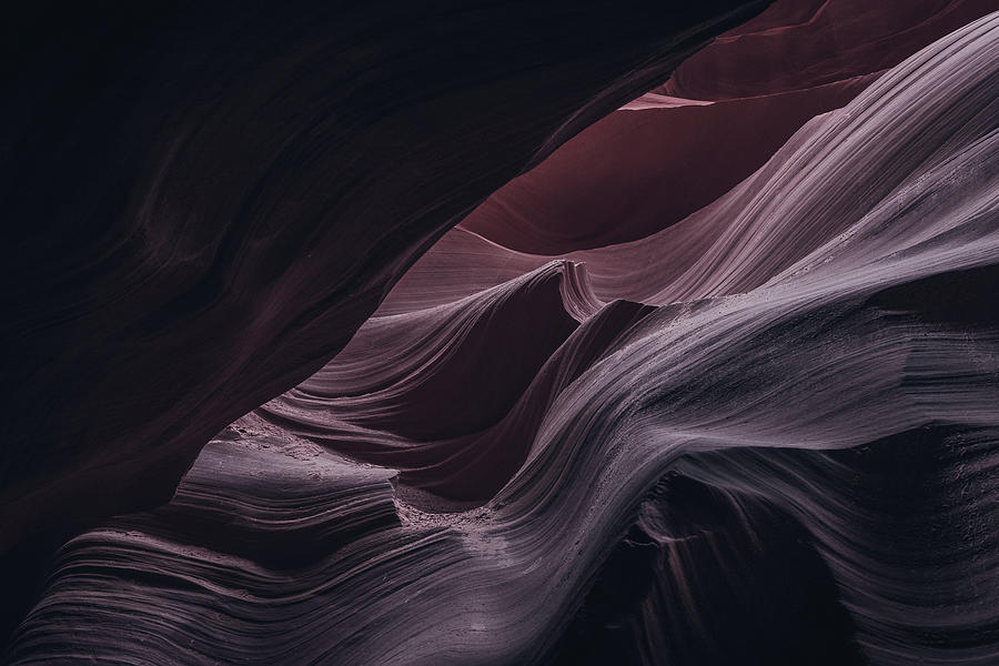 Well Hidden II, Lower Antelope Canyon, AZ by Dalibor Hanzal