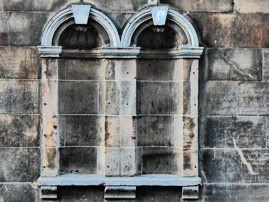 Handheld Photograph - Well, Where Is It by Nik Watt