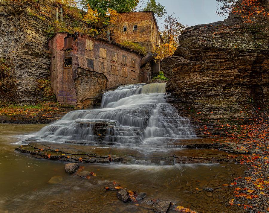 Wells Falls by Rod Best
